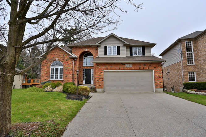 34 Breckwood Place, Kitchener, Ontario